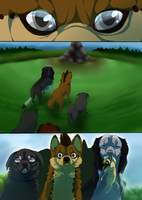 Behind the War: Page One by Whitelupine