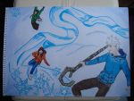Fun with Jack Frost by Bloodybogyo