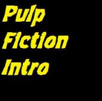 Pulp Fiction Saul Bass Intro by Zortov