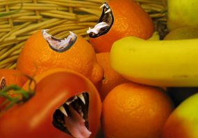 Angry Fruit by Terminal-