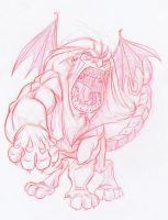 Manticore by DanSchoening