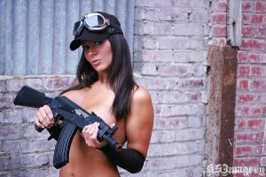 Street Commando Series: 3 by ksmith3620