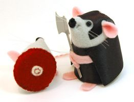 Executioner Mouse 2 by The-House-of-Mouse