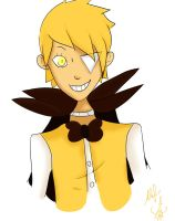 Yellow! I'm Bill Cipher. by afalaimds