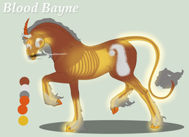 HARPG Blood Bayne by JourneytoRevenge