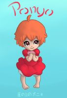 Ponyo by StrawberrieCandie