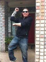Me as Desmond! (6) OOPA GANGNAM STYLE!!!! by XPvtCabooseX