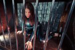 Come Into My Cage, There's Room For 2 by latexavenger