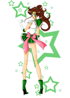 Sailor Jupiter by SiriouslySiris