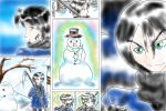 Poor Snowman All Alone by Yllamse