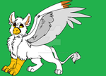 Male gryphon 25Points CLOSED by Cynderthedragon5768