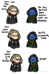 You're Hilarious, Thor by geothebio