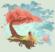 .: A Wish to Fly :. by Copperhaven