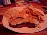 Outback New York Strip Steak by BigMac1212