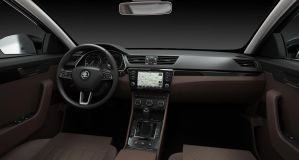 2016 Skoda Superb Interior View by Splicer436