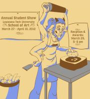 Student Show by Silent-nona-light