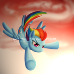 Fly by ElectricHalo