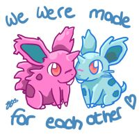 029 and 32 - Nidoran by Moo-feeler