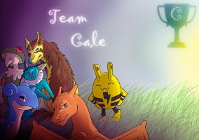Team Cale by VampireSelene13