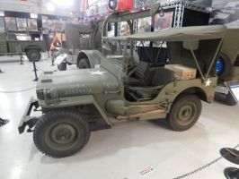 1944 Willys MB Jeep by TheHunteroftheUndead