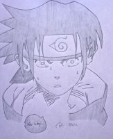 Sasuke Uchiha- No Way... by wonderwhat46