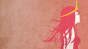 Princess Bubblegum Wallpaper by Winterrrr
