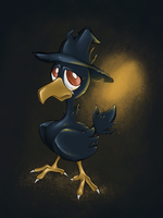 Poor Murkrow... by Hydro-King