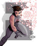 Anna Atom by Jose-Ivan-Negron by TheCosmicBeholder