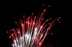 Fireworks by saxondale