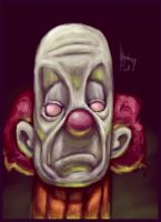 clown by robiant