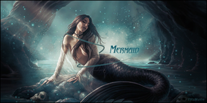 Mermaid Tag by TH3M4G0