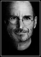 Steve Jobs by VivalaVida