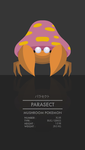 Parasect by WEAPONIX