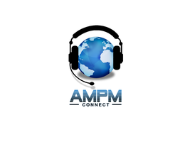 AMPM Connect Logo Prototype 2 by bluetekk