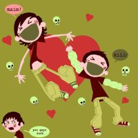sibling lurve. by amism