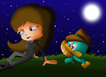 Perry and Vanessa by XxDisneyChannelFanxX