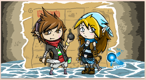 .:Wind Waker Pirates:. Collab by Aqua-Frost