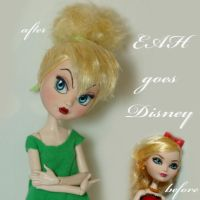 EAH goes Disney: Chapter 1 by lulemee