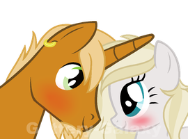 .:Gift:.Cutie Butts by Silent-Galaxies