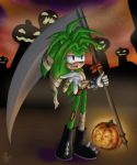 Trick or Treat XD by raikoufighter