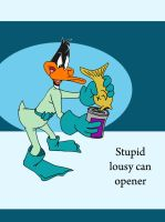 Can Opener by buster126