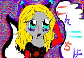 Me in Homestuck by NottheVoreFreak