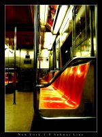 New York 1-9 Subway Line 2 by kbmx