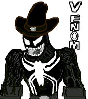 Weird West Venom by scholarwarrior-lad