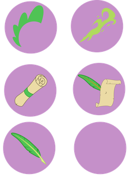 Spike /r/mylittlepony UserFlair ideas by chinchillax