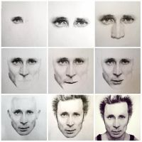 Mike Dirnt process by MaryMaryLP