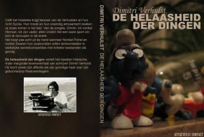 Cover-De helaasheid der dingen by Hashnoerej