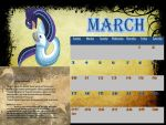 March 2013 by narcyzus