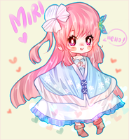 Adoptable: Miri [ OPEN ] by my-berry