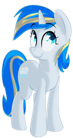 Commish: a cute pony by January3rd
